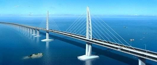 港珠澳大桥 中国制造 撑起超级工程 世界之最