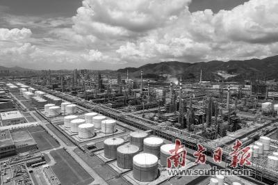 惠州大亚湾建设世界级石化基地