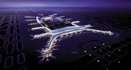 湛江惠州韶关4座机场