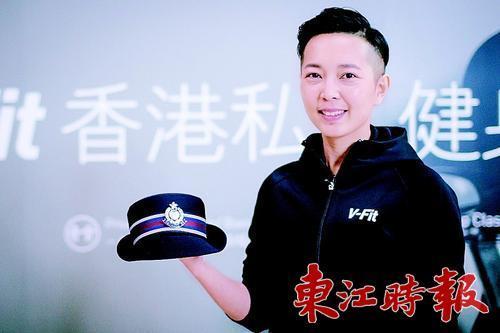 香港最美陀枪师姐蝶变惠州创业花旦