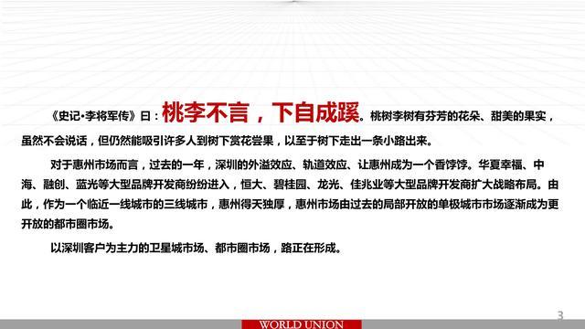 2016年惠州房地产市场回顾与2017年展望