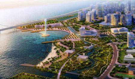 深圳斥资约1900亿打造东部新城 叫板前海图片