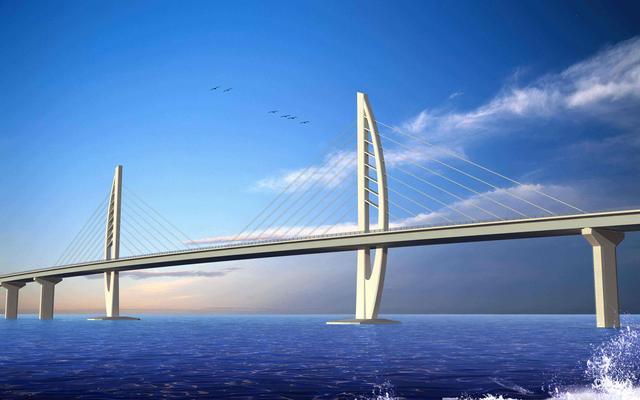 港珠澳大桥 年底将具备通车条件 房产惠州站 腾讯网