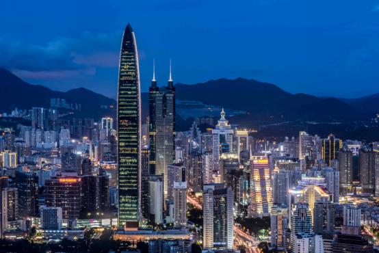 深圳将成为未来全省经济发展的重要引擎之一