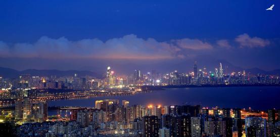 深圳对东进桥头堡坪山寄予了更高的区域定位
