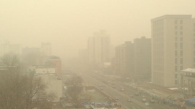 帝都雾霾风沙再临  魔都百万置业防霾住宅