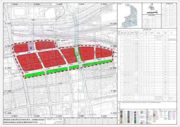 上海地产137亿底价竞得龙阳路地块 共19幅137万平米