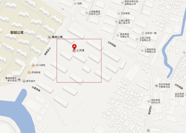 上河湾:景观板块 周边配套不成熟