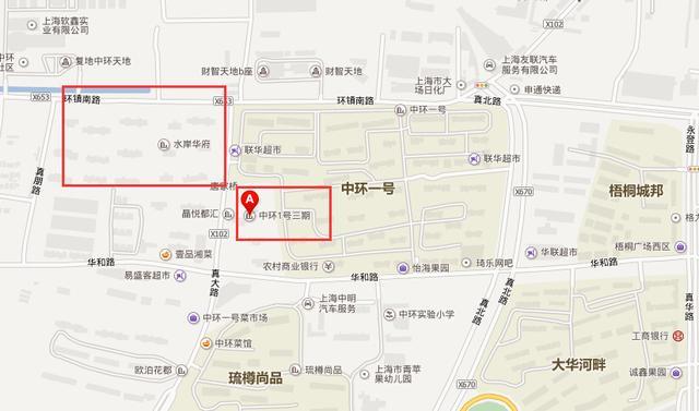 中环1号三期:紧邻7号线 新古典风35000元/平