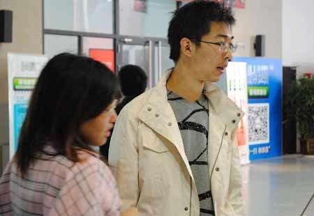 网友胡小姐:想买套房做服装生意