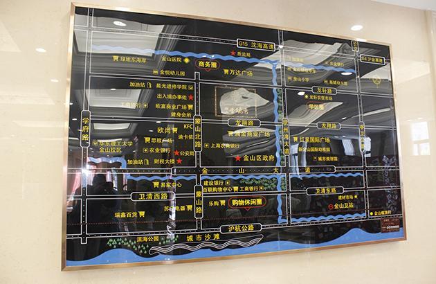 湖山香颂湾:首付25万起 尽享金山新城核心区域