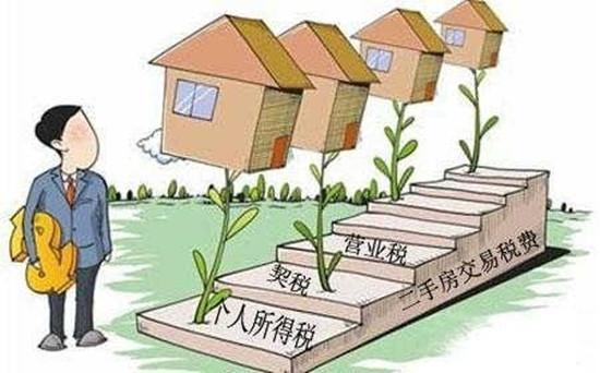 房产业内人士解答 买二手房要这些证明费用