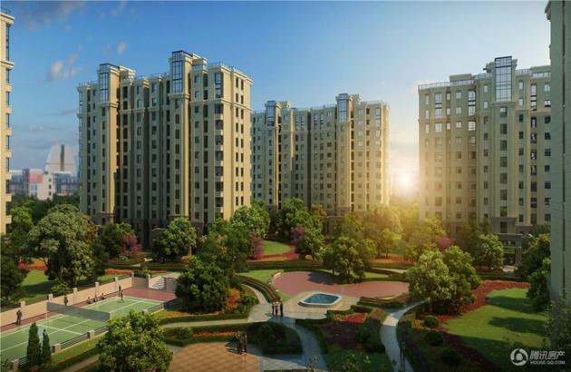 仁恒东郊花园:紧邻2号线唐镇站 浦东唐镇高端社区