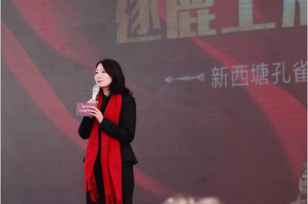 新西塘孔雀城誓师大会盛大启幕 开启逐鹿上海之征途!