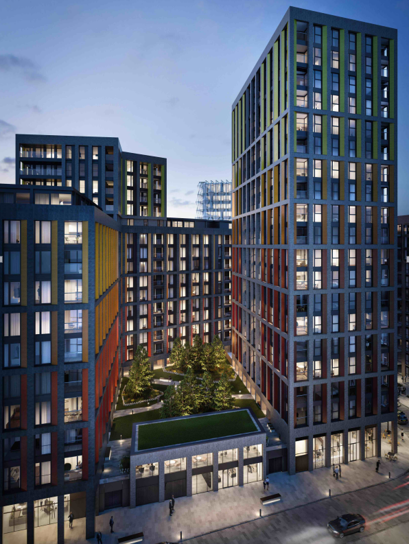 年度压轴巨献!这可能是伦敦一区价格最低的项目了?