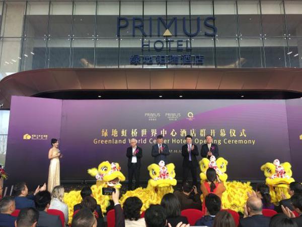 绿地宣布做10个中国本土酒店品牌 国际酒店优势远去