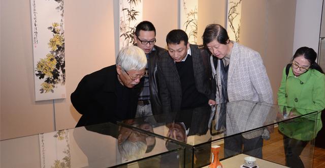 第四届对话时空系列—海派收藏青年大展上海开幕