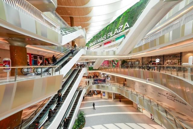 北外滩首现大型摩登购物中心