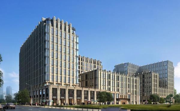 建发股份整体出售上海17万平商办项目 挂牌价11亿