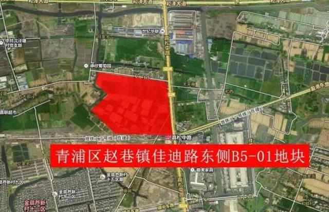 溢价率127.23%! 新华联14.65亿夺青浦赵巷纯宅地