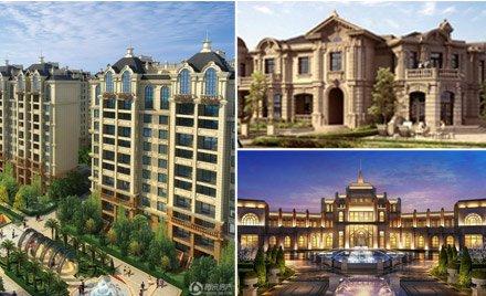 新城地产在嘉定的项目布局