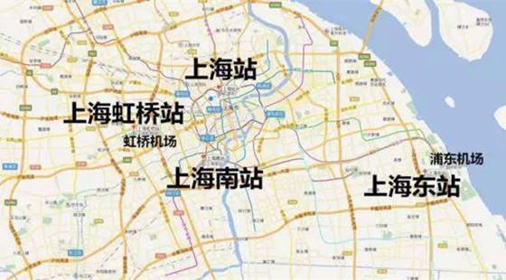 上海东站或2017年四季度开工 周边辐射盘抢先看