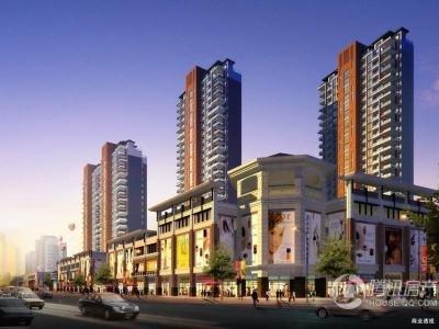 楼盘评测:探访金山新城之蓝堡公馆篇