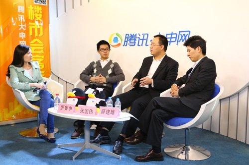 张宏伟:不管政策怎样房价总会涨 买房勿等到明年