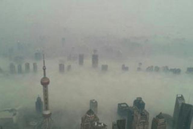 远离雾霾 沪创全球岛居生活之先