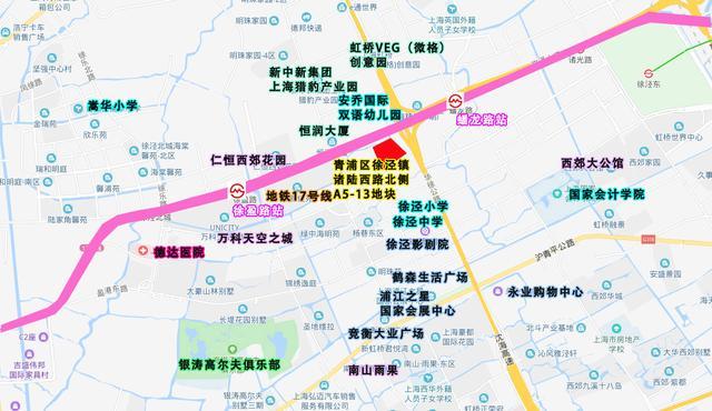 企鹅前线|青浦徐泾办公+租赁宅地6.91亿成交 将引入汽车产业
