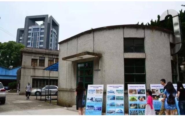 上海被收录的首批6处工业遗产 每个建筑都上百年了