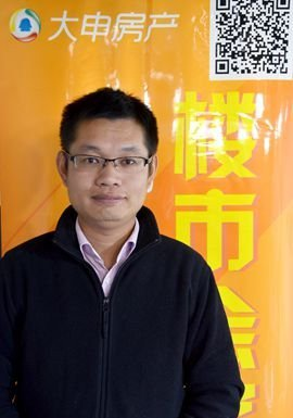 链家市场研究部总监 陆骑麟