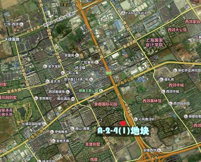 青浦推8.4万方宅地轨交薄弱 徐泾房价已破3万/平