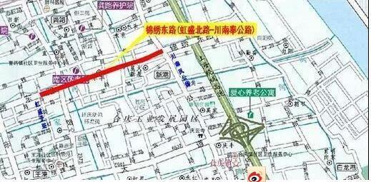 锦绣东路将连接成线 浦东的小伙伴出行更方便