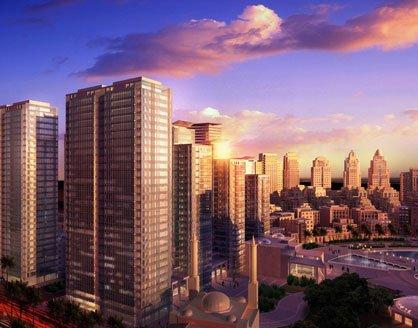 连夜买房重现 上海楼市多少度?