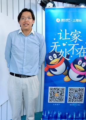 合富辉煌上海公司策略总监 黄欣伟