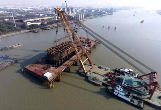 一路向北直达市区 昆阳路越江大桥有望2020年通车
