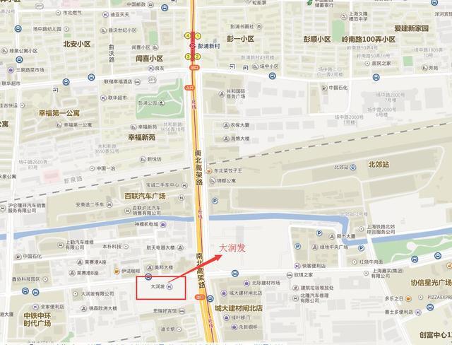 【小Q跑盘】彭浦新村:缺少大型商业配套的居住区