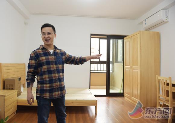 普陀首个自建内环内公租房推出 月租最低1500元!