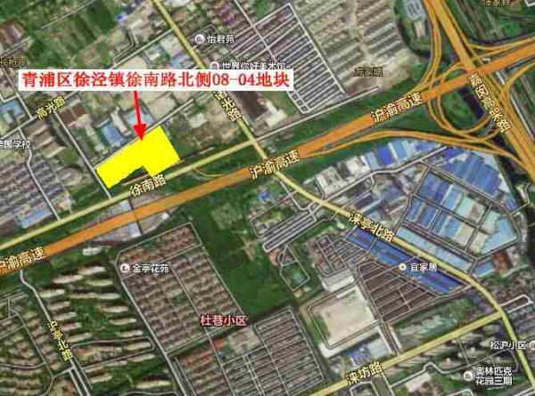上海一天卖地184亿元 宝山房价将破8万/平方米