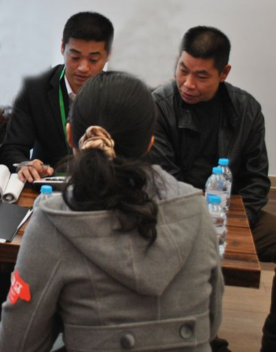 网友张先生:游站很适合年轻人创业