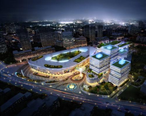 家门口的吃逛新地标:申城年底前将开一批商场