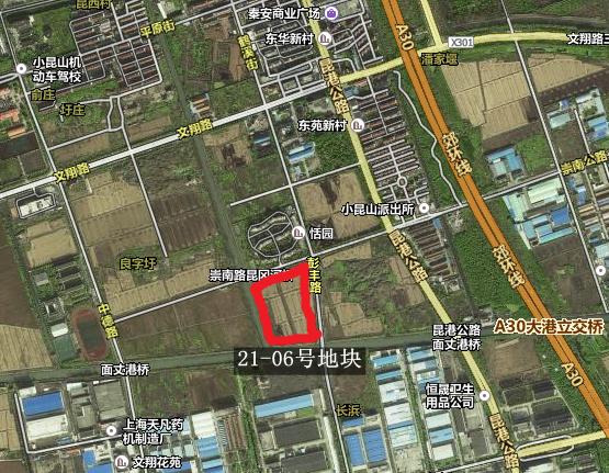 路径8亿夺松江小昆山镇纯宅地 溢价率119%
