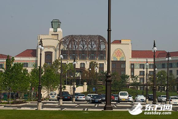 暑期上海迪士尼乐园仍有余票 迪士尼酒店预订火爆