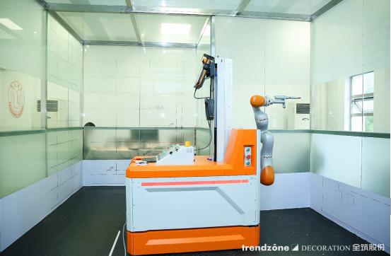 全筑股份施工智能机器人问世 布局未来大消费市场