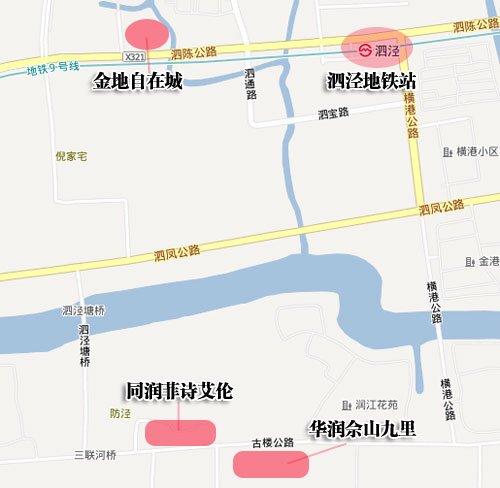 松江地铁板块价值洼地 金地自在城综合评测