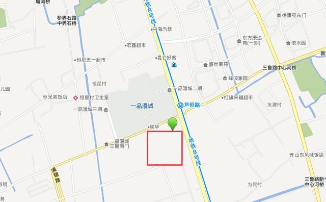 前滩尚城:智能精装房42000元/平 周边配套不成熟