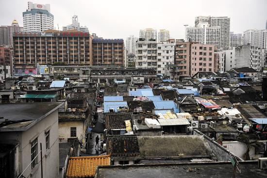 500年湖贝旧村要拆了 子女有房老人也不愿搬离