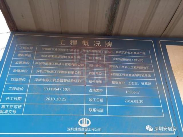 893套安居型商品房 四季度将在宝安开工