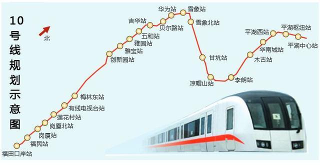 买房必看!深圳32条地铁沿线竟有275个盘 2.5万/平起